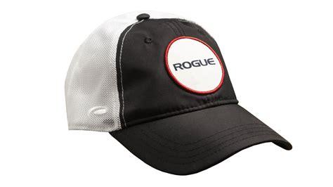 rogue ultra fit trucker hat black rogue australia
