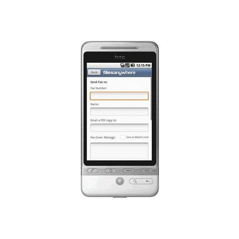free fax app for android send a fax from your phone with an android fax app