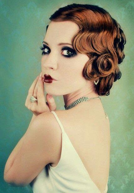 1920 Hairstyles And Makeup 1920 s hair makeup wedding hair stylish hair 1920s