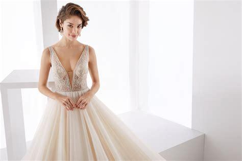 il giardino della sposa abito da sposa dalla linea a principessa in tulle e pizzo