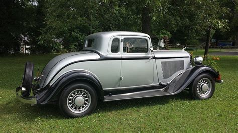 Vintage 1933 Dodge Brothers Coupe