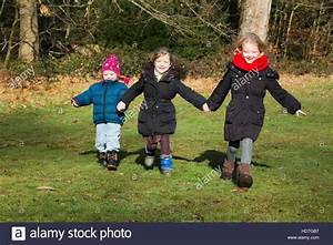 Three sisters: girls age 4, 2 & 6 years, four, two, and ...