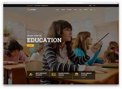 Lms Education Theme Course Themes Website Eduma