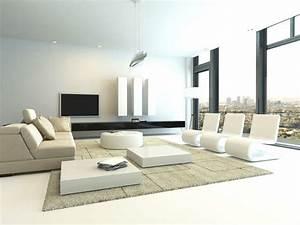 Meine Wohnung Einrichten : wohnstile minimalistischer stil wohnungs ~ Markanthonyermac.com Haus und Dekorationen
