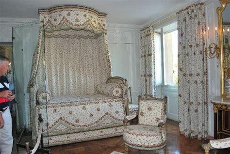 location chambre versailles habitación petit trianon fotografía de palacio de