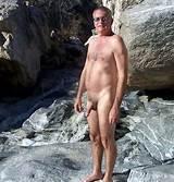 Senior hairy outdoor naturist pics