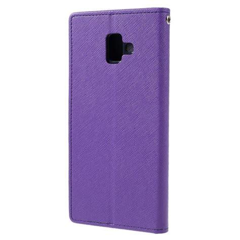 Mercury Goospery Fancy Diary Samsung Galaxy J6+ Wallet