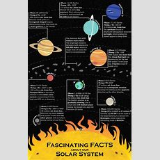 Fascinating Facts About The Solar System  Free And Best