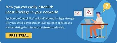 Endpoint Privilege Management Control Application Manageengine
