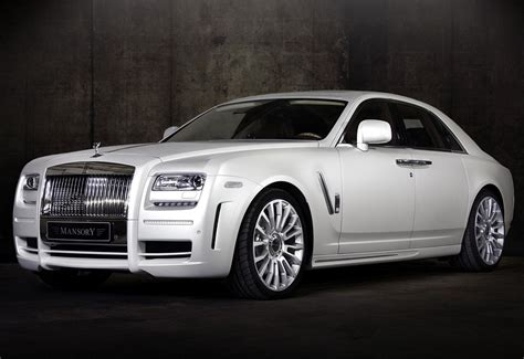 Rolls Royce Ghost Photo by 2010 Rolls Royce Ghost Mansory White Ghost Limited