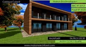 HD wallpapers plan maison moderne cube dpatternhddesign3d.cf