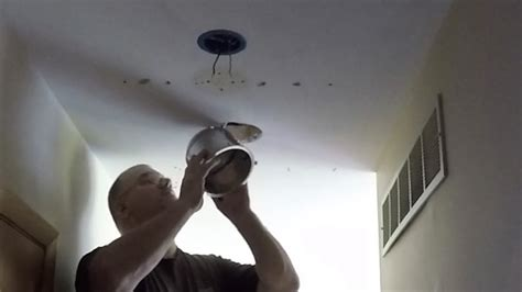 how to install can lights in an existing ceiling how to install recessed lights in an existing ceiling