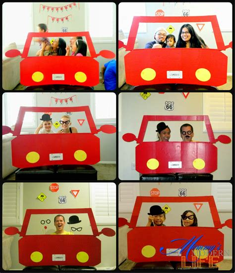 Mommy's Modern Life Howto Carthemed Birthday Party On