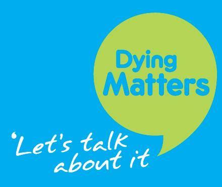 dying matters week national awareness days calendar