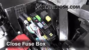 Blown Fuse Check 2013-2019 Nissan Pathfinder