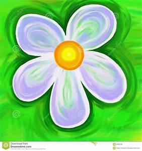 Blumen Bilder Gemalt : gemalte blume stock abbildung illustration von blumenbl tter 2930122 ~ Orissabook.com Haus und Dekorationen