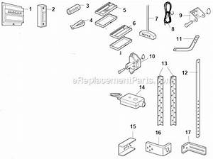 Chamberlain 1100 Parts List And Diagram