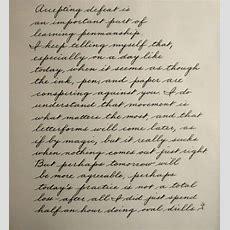 Pin By Meg B On Pens  Handwriting, Cursive Handwriting, Calligraphy Alphabet