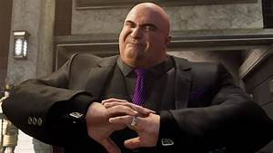 Marvel's Spider-Man (2018) - Wilson Fisk Kingpin Boss ...