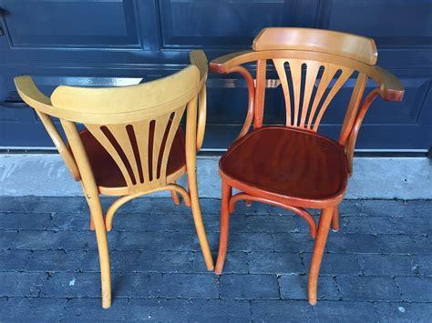 Len Koper Marktplaats by Finest Duo Boog Authentiek Cafestoel Stuhl Chair Cafe