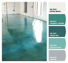 garage floor paint on garage flooring garage floor epoxy and painted garage floors