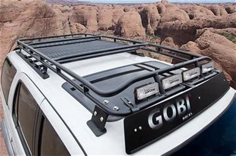 gobi toyota runner roof rack  racks pinterest