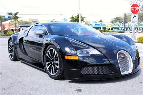 bugatti veyron eb   noir exotic car list