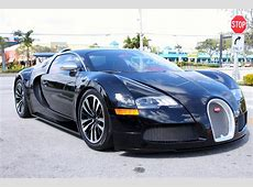 2010 Bugatti Veyron EB 164 Sang Noir Exotic Car List