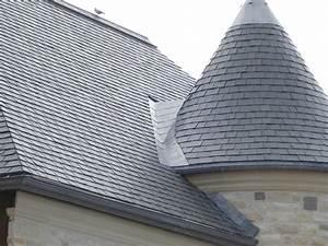 Toiture en ardoise Blick frères : couvreur zingeur charpentier l entreprise de toiture et
