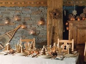Dcorations Tables De Nol Repas De Fte Dans Les Alpages