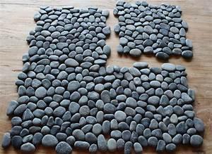 Mosaik Fliesen Kaufen : 1m kieselmosaik naturstein stein mosaik wand boden fliesen kiesel flu stein ebay ~ Frokenaadalensverden.com Haus und Dekorationen