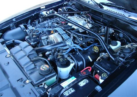 1997 Ford sho engine