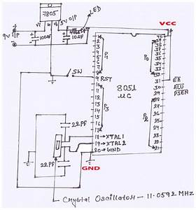 How To Make 8051 Microcontroller Development Board