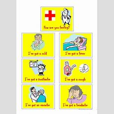 Illnesses And Injuries  Cards Worksheet  Free Esl Printable Worksheets Made By Teachers