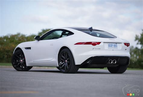 Jaguar F Type S by 2015 Jaguar F Type S Coupe Review Editor S Review Car