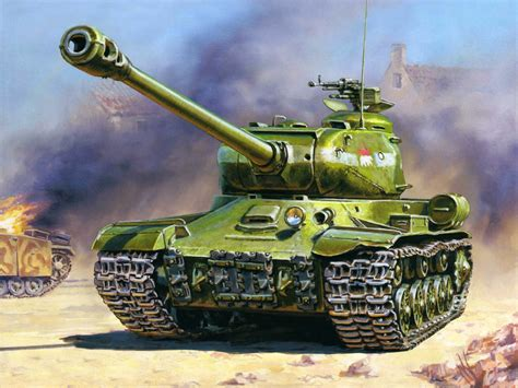 Heavy Tank Js-2 Wallpapers And Images