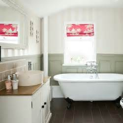country style bathroom ideas be in inspired by this bathroom makeover with period style fittings housetohome co uk
