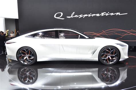 infiniti  convertible  enter production  early