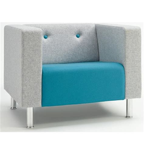 Retro Style Armchair by Verco Retro Style Armchair Office Chairs Uk