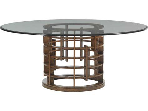 60 glass dining table bahama island fusion 60 meridien sebana 7372
