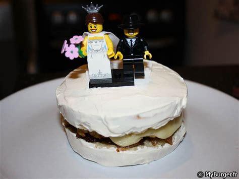 Recette Du Wedding Burger Cake (burger Maison Recette