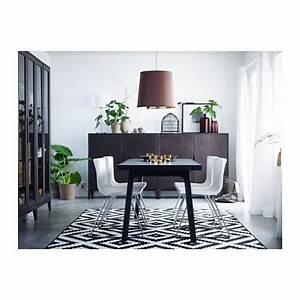 Schwarz Weiß Wohnzimmer : hej bei ikea sterreich wohnzimmer teppich schwarz wei esszimmer und k che schwarz wei ~ Orissabook.com Haus und Dekorationen