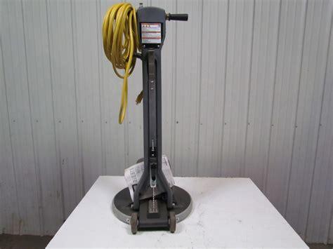 Tennant Floor Stripping Machine tennant nobles fm 20 ss 20 quot low speed floor machine