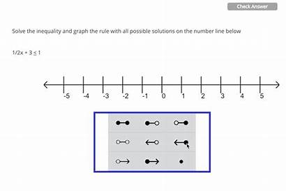 Line Number Question Math Types Edcite Learn
