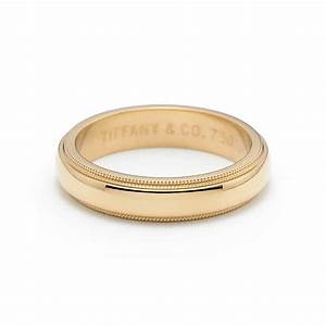 tiffany classictm milgrain wedding band ring wedding band With tiffany milgrain wedding band ring