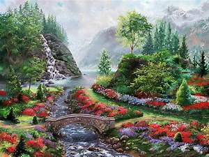 beautiful valley hd wallpapers