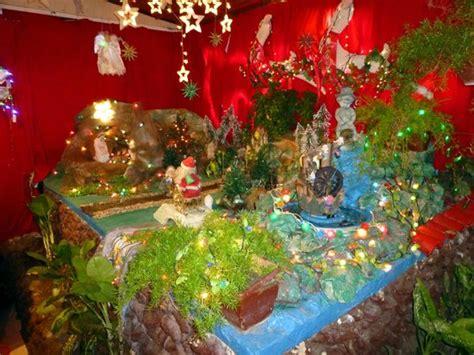 christmas decorations picture of restaurant salon