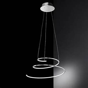 Luminaire Led Suspension : suspension luminaire led dimmable farandole millumine ~ Teatrodelosmanantiales.com Idées de Décoration