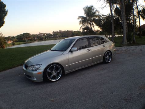 altezza lexus is300 fl fs 2002 lexus is300 sportcross wagon altezza gita