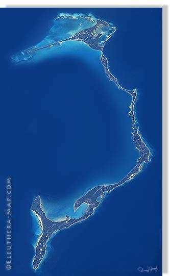 eleuthera bahamas eluthera eleuthra maps rentals resorts